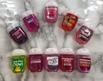 Not from Sephora, but Bath & Bodyworks Pocket Bac's, are a staple when shopping in America.