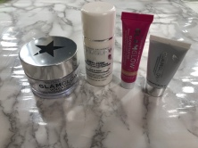 I managed to get GlamGlow products at around half price, a steal.